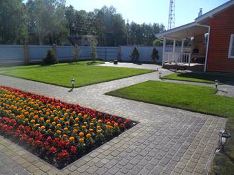 <ландшафтный дизайн загородных домов, ландшафтный дизайн загородного дома