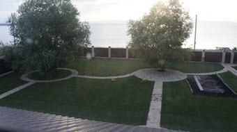<ландшафт загородных домов в Челябинск