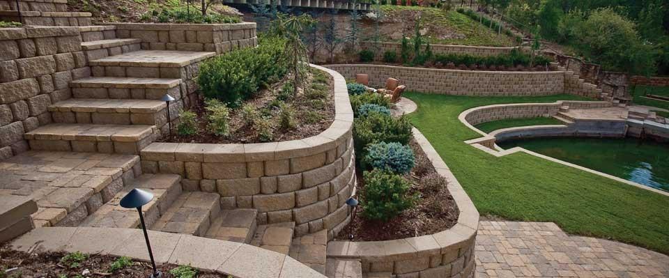 Ландшафт сада своими руками фото