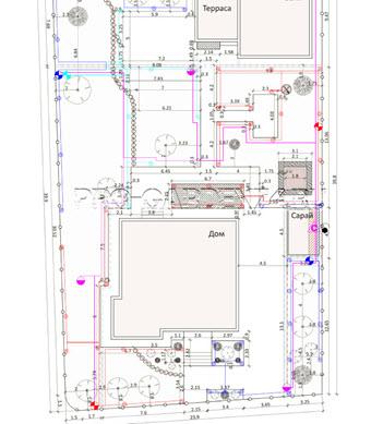 план автоматического полива Челябинск