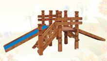 детские площадки, детские игровые площадки, детские комплексы, деревянные горки, Челябинск