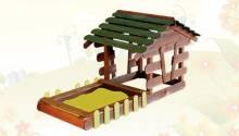 детские площадки, детские игровые площадки, детские комплексы, песочницы, Челябинск