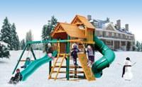 Детские деревянные площадки Челябинск