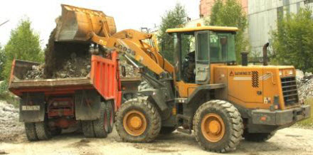 уборка строительного мусора, вывоз строительного мусора