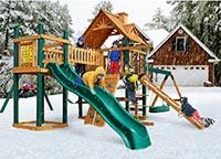 детские площадки, детские городки, американские детские площадки