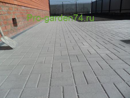 тротуарная плитка в Челябинске